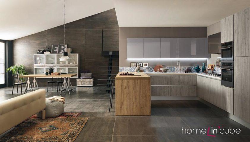 Modern kuchyn homeincube for Salotti particolari