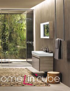 Tam, kde to je možné, se koupelna navrhuje stejně velká jako jiné obytné místnosti. Nejen, že výsledek působí velkoryse, ale vzhledem k tomu, kolik tu trávíme času, je tento krok i praktický.