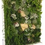 Stojan s květinovou stěnou můžeme postavit v interiéru takřka kamkoliv