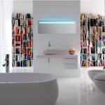 Oblé koupelnové zařizovací předměty pocházejí z proslulé návrhářské dílny Alessi.