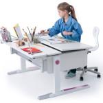 Většinu stolů můžeme doplnit dalšími deskami, které rozšiřují pracovní prostor.
