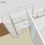 Šatní skříně na míru dle prostoru a potřeb obyvatel