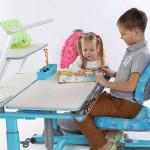 Rostoucí nábytek bude sloužit dětem od útlého věku do dospělosti.
