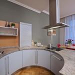 Ze žuly je možné vyrobit i atypickou kuchyňskou pracovní desku