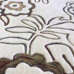 Vlněný koberec je pro ty, kteří milují přírodní produkty