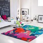 Kusový koberec z akrylu firmy Esprit.