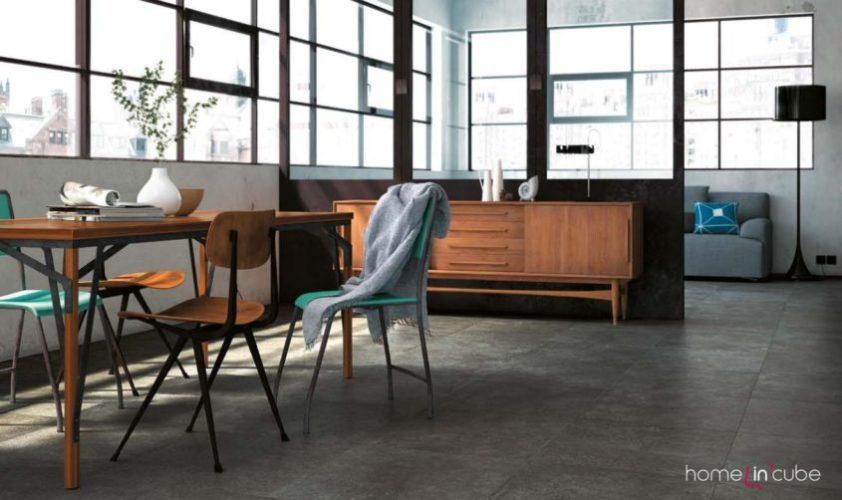 Slinutá rektifikovaná dlažba Mashup (Mirage), rozměr 60 x 60 cm, Kozak bath & interior.
