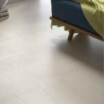 Slinutá rektifikovaná dlažba Basaltina odstín white (Ariostea), rozměr 100 x 100 cm, Kozak bath & interior.