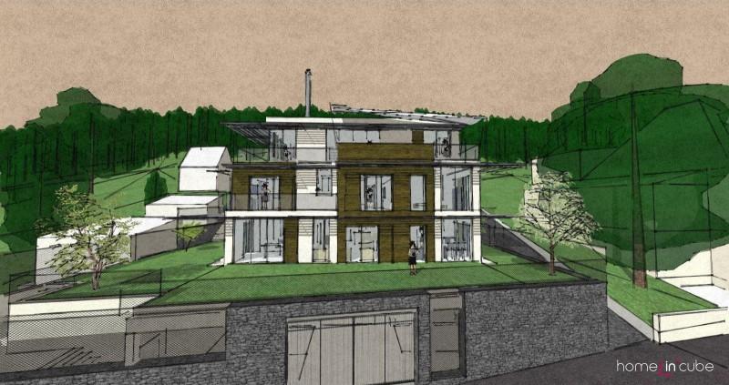 Individuální projekt rodinného domu