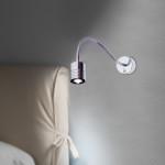Nástěnná lampa, Moltoluce, kov, Inpro CZ