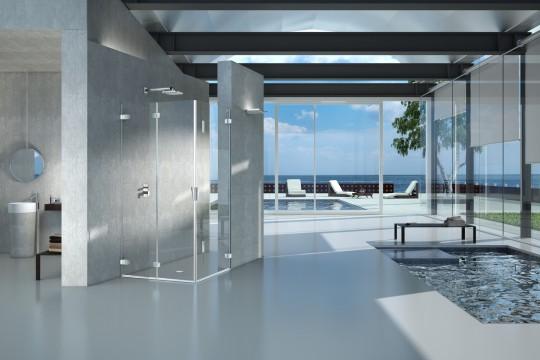 Sprchový kout Pura 5000