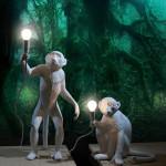Stolni_lampy_Monkey Lamp - Seletti