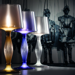 Stolni lampy 25 Slamp Liza Table collection Giovannoni