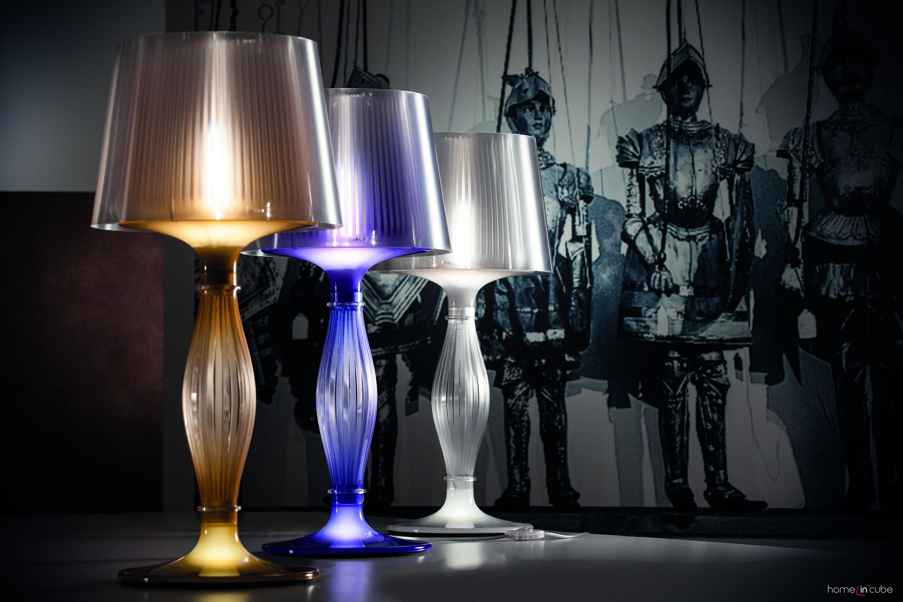 Stolni lampy 25 Slamp Liza Table collection Giovannoni