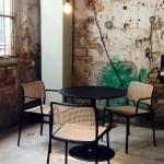 Židle s výpletem