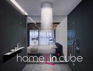 Koupelna může představovat i velmi prostornou niku navazující na ložnici. V tomto případě se pak nemusíme tolik trápit s topením. Kozak Bath & Interior.
