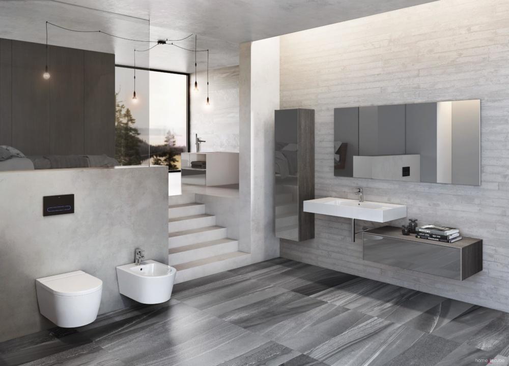 Když koupelna nenavazuje na ložnici, vybudujte ji rovnou