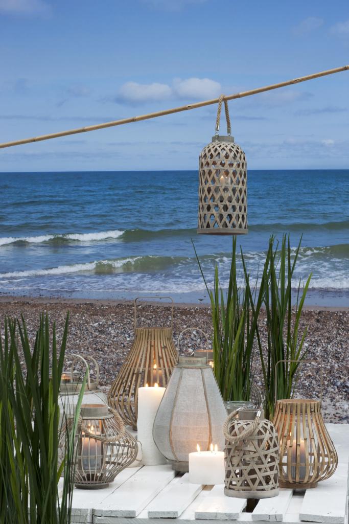 Idylické prostředí na břehu moře je jako dělané pro příjemný piknik.