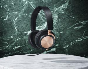 Lehoučká sluchátka BeoPlay H6.