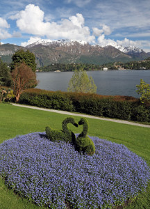 Botanická zahrada Villa Carlotta.