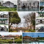 Asi 100 km od Říma se nachází zahrada Villa Lante.