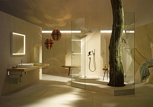 Koupelnová kolekce Me, design Philippe Starck, Duravit.
