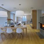 Rekonstrukce vily, obytný prostor