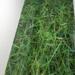 3D podlaha s motivem trávy bude bavit všechny, kteří mají rádi přírodu.