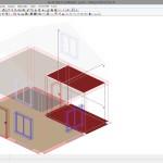 Projekt rodinného domu zpracovaný ve firemní verzi programu TechCON MEIBES + COMAP.