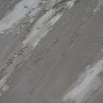 Betonová stěrka v efektu mramoru.
