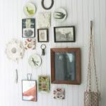 I nejrůznější předměty, jsou -li seskupeny vkusně, mohou vytvořit příjemnou dekoraci.