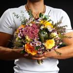 Vřes vypadá pěkně i v řezané květině.