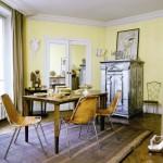 Vintage interiér rozjasní jemné odstíny.
