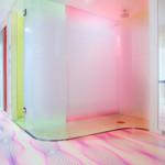 Sprchový kout podle Karima Rashida