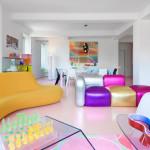 Obývací pokoj podle Karima Rashida