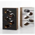 Stolek s vinotékou, rozměr 40 x 60 x 20 cm