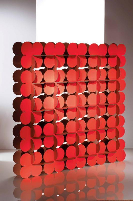 Stěna Fiorello, rozměr 100 x 100 x 32 cm