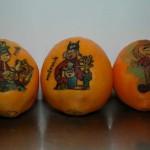 Na dražbu pomerančů i citrónu se můžete zastavit v sobotu 12.12. od 17 hodin v Rock café v Národní ulici v Praze.