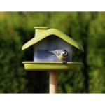 Krmítko pro ptáky Domek, plast, cena 249 Kč