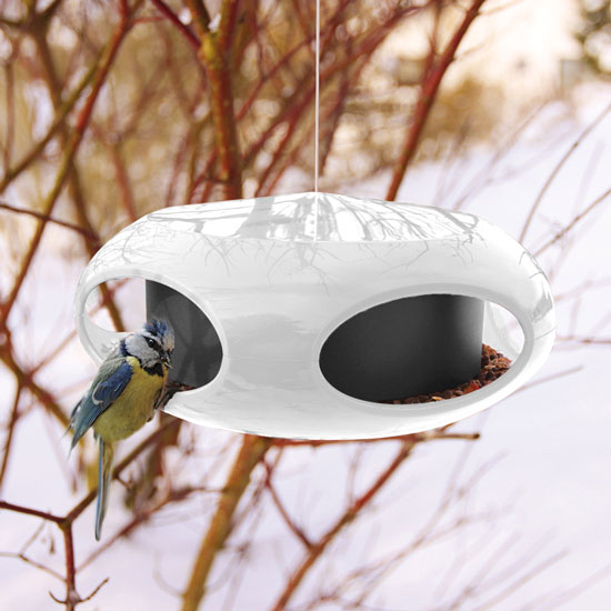 PI:P (Koziol) krmítko pro ptáky, plast, cena 1 057 Kč