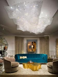 Zlato a jeho odstíny rozhodně patří do interiéru 2016