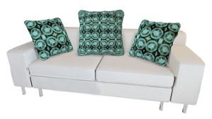 Dekor je používán na látkách, ze kterých se pak šijí dekorativní předměty. Např. polštáře, závěsy...interiér tak působí celistvým dojmem