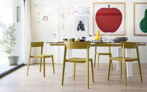Nepodceňte zónu pro stolování
