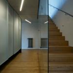 Všechny prostory jsou navrženy s maximální jednoduchostí a elegancí.