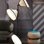 Stolní i stojací lampa Drumbox, Diesel