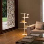 Stojací lampa Suite, Vibia