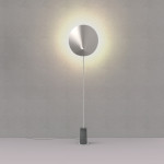 Stojací lampa Serena, design P. Urquiola, Flos