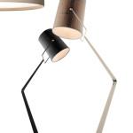 Stojací lampy z kolekce Fork family, Diesel