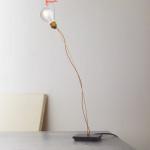 Stolní lampa I ricchi poveri Bzzzz, Ingo Maurer