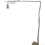 Stojací lampa Flinstone, BVE